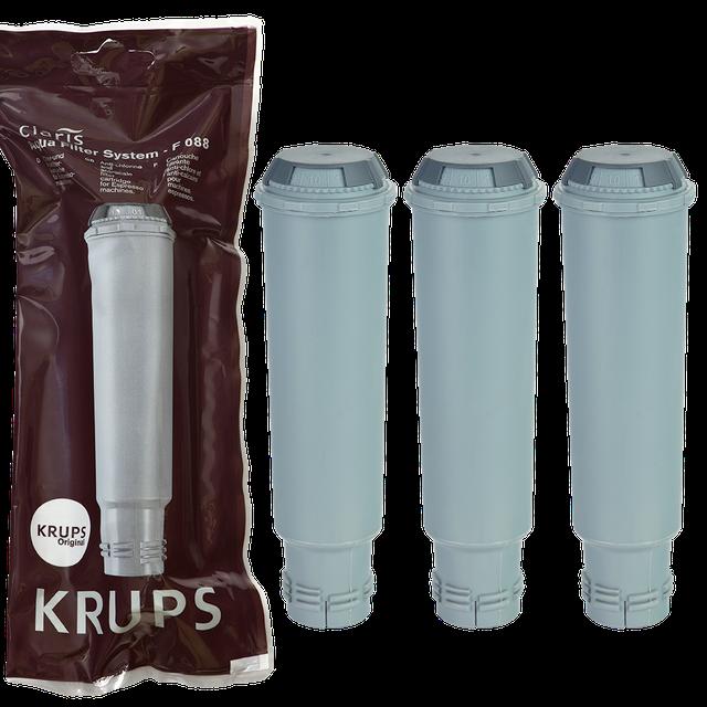 Filtr do ekspresu Krups F088 (3szt.)