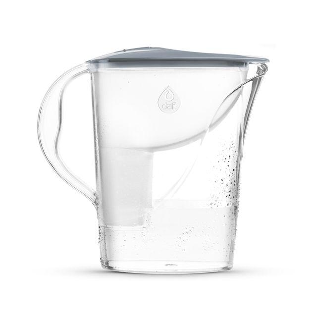 Dzbanek filtrujący Dafi START Classic 2,4L (stalowy)