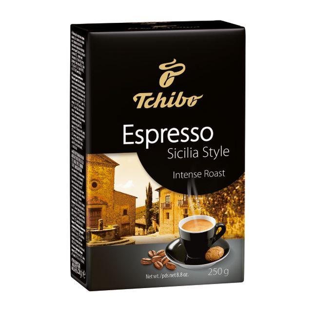 Kawa mielona Tchibo Sicilia 250g