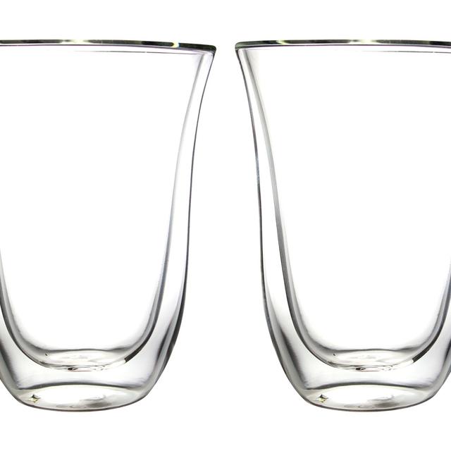 Zestaw szklanek termicznych do latte DeLonghi 5513284171 (2szt.)