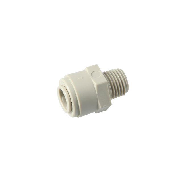 """Złączka męska DMFit AMCBT0604 (3/8""""tube x 1/4""""BSP)"""