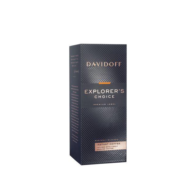 Kawa instant Davidoff Explorer's Choice 100g