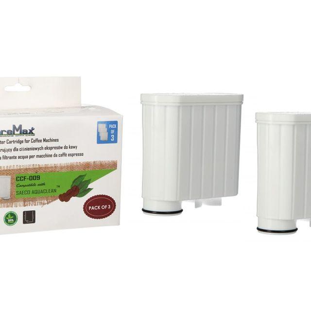 Filtr wody do ekspresu CareMax Saeco AquaClean compatibile x2