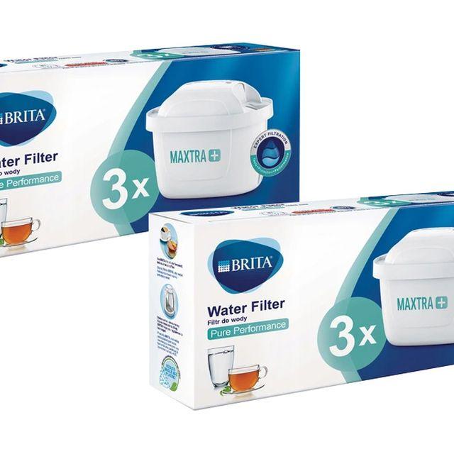 Filtr wody wkład do dzbanka Brita Maxtra+ Pure Performance 2x3szt.