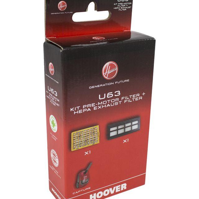 Filtr hepa do odkurzacza Hoover U63