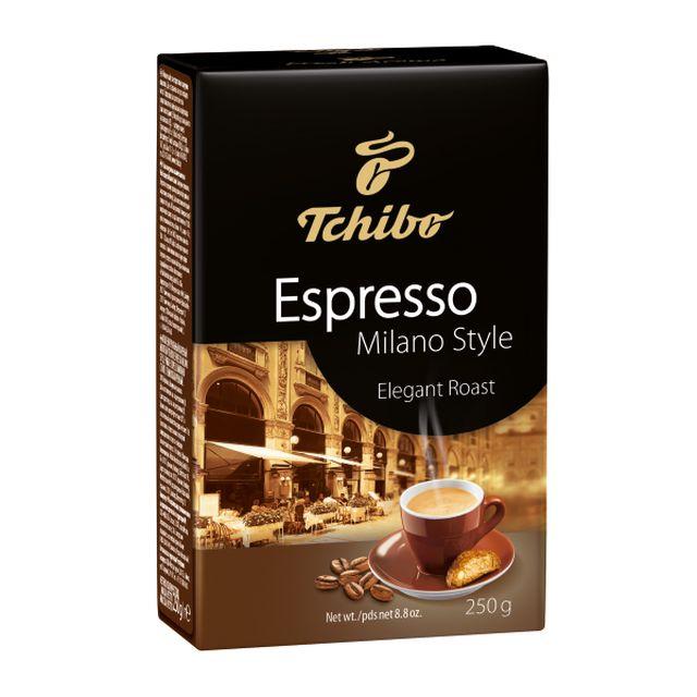 Kawa mielona Tchibo Milano 250g
