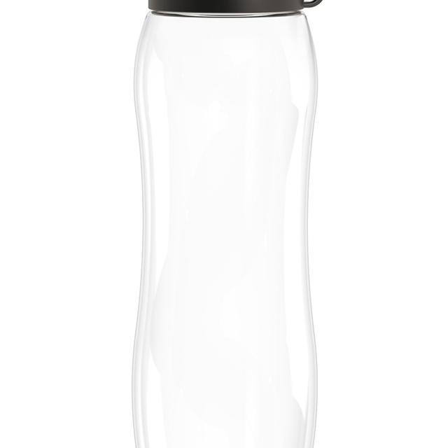 Bidon na wodę Dafi 0,6L (czarny)