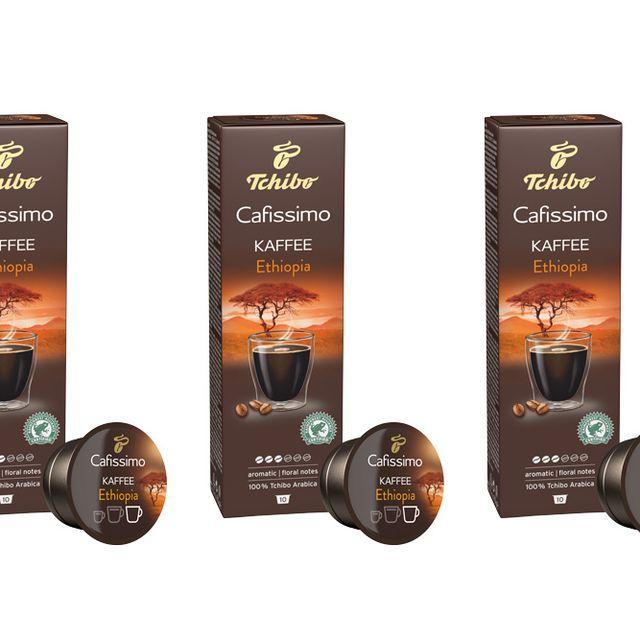 Kawa kapsułki Tchibo Cafissimo Ethiopia 3x10 kaps.