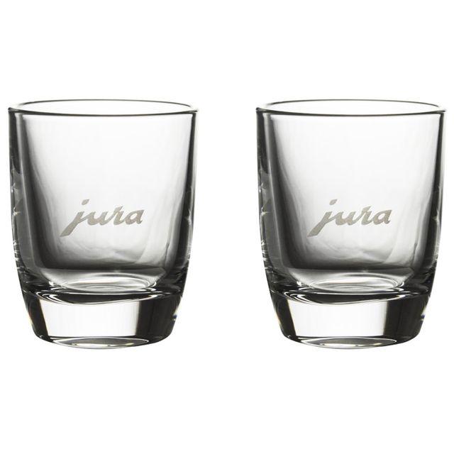 Zestaw szklanek do espresso Jura 71451 (2szt.)