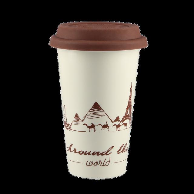 Kubek ceramiczny termiczny do kawy DeLonghi 5513281041