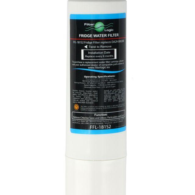 Filtr wkład wody do lodówki Filter Logic FFL-181S2