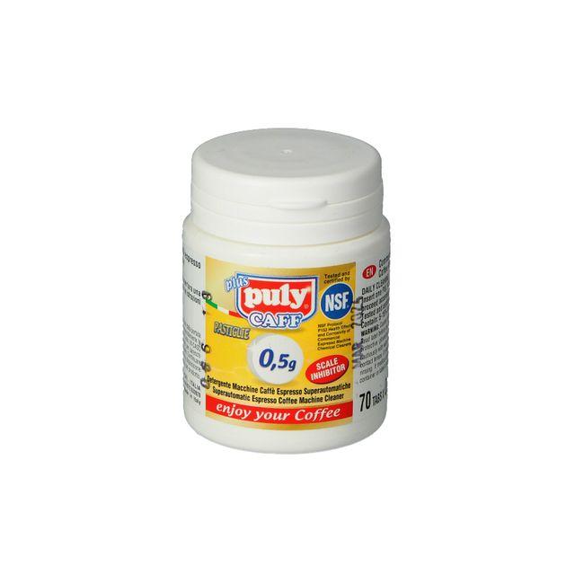 Tabletki czyszczące PULY CAFF Plus Tabs NSF 0,5g (70szt.)