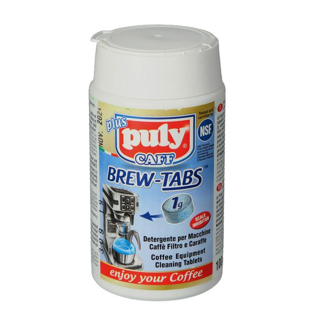 PULY CAFF BREW TABS 1g (100szt.)