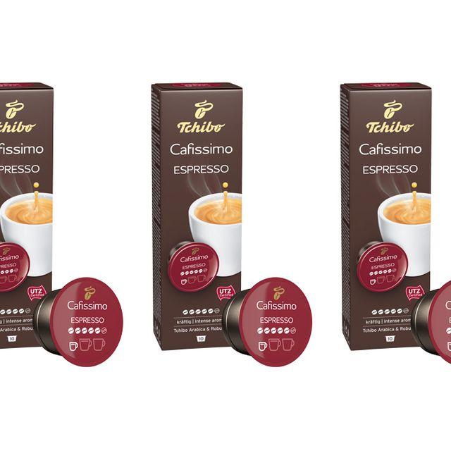 Kawa kapsułki Tchibo Cafissimo Espresso Intense Aroma 3x10 kaps.