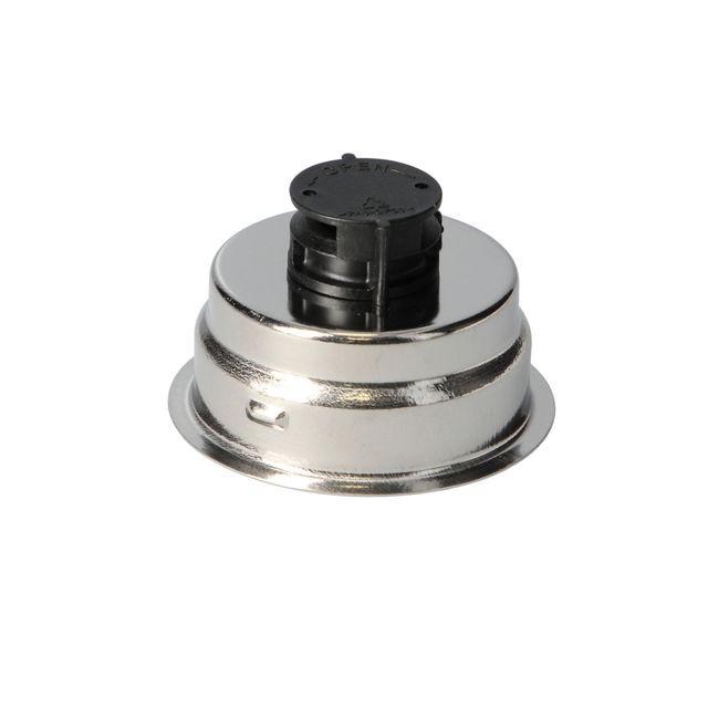 Sitko filtr metalowy do kolby ekspresu DeLonghi 7313285819 (na 2 filiżanki)