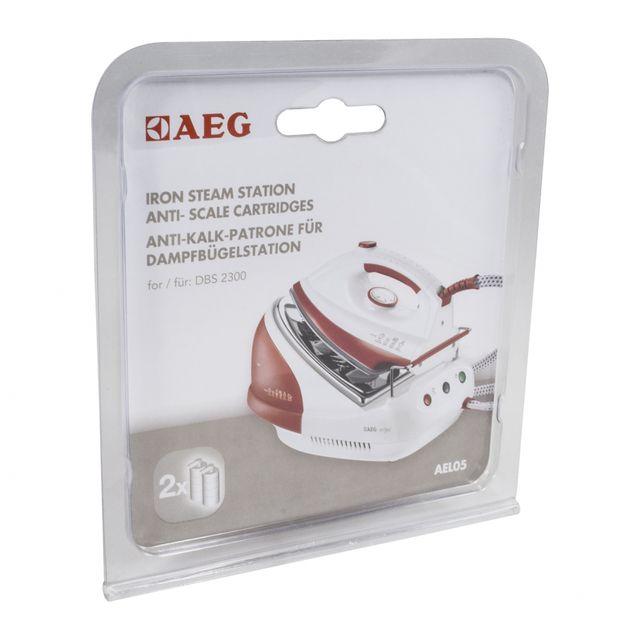 Wkład antywapienny do żelazka i stacji parowej AEG 9001667493 AEL05