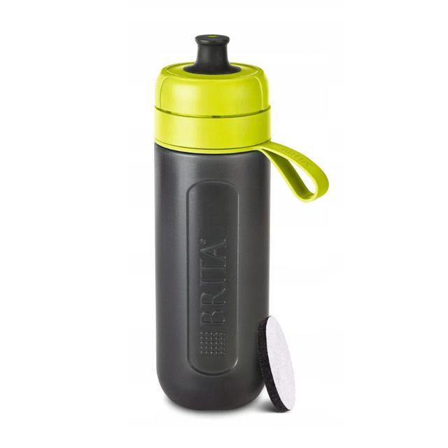 Butelka filtrująca Brita FILL&GO Active (limonka)