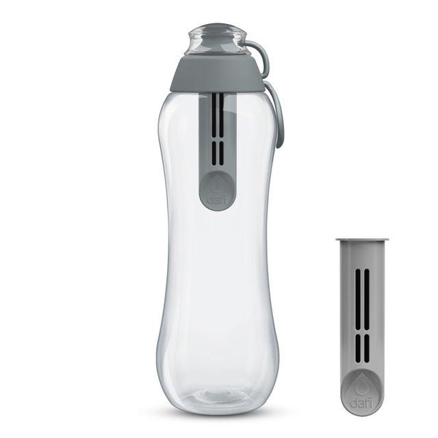 Butelka filtrująca DAFI 0,7L +2 (stalowa)