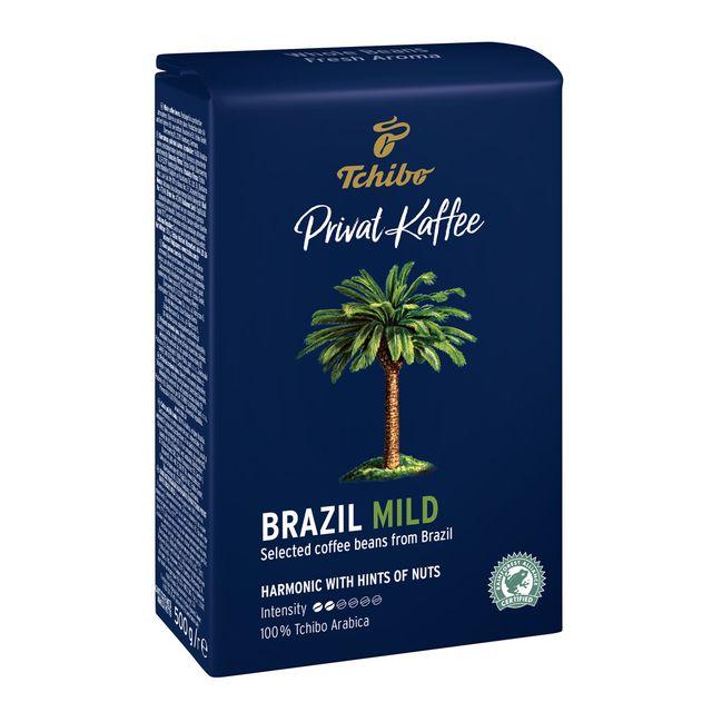 Kawa ziarnista Tchibo Privat Kaffee Brazil Mild 500g
