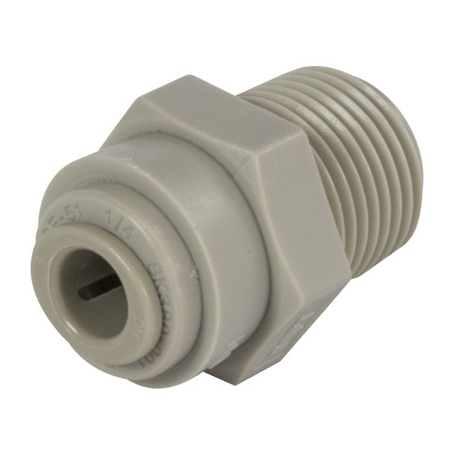"""Złączka męska DMFit AMCBT0406 (1/4"""" tube x 3/8"""" NPTF)"""