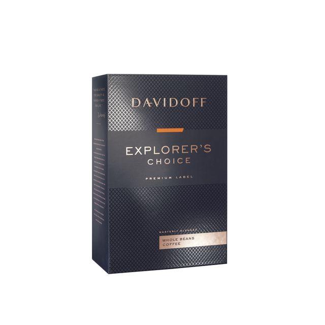 Kawa ziarnista Davidoff Explorer's Choice 500g