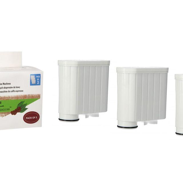 Filtr wody do ekspresu CareMax Saeco AquaClean compatibile 3-pack