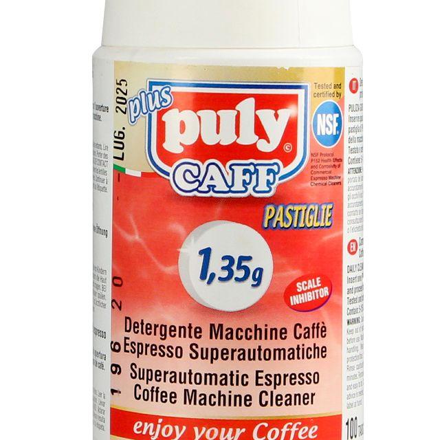 Tabletki czyszczące PULY CAFF Plus Tabs NSF 1,35g (100szt.)