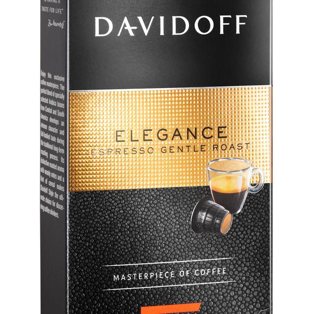 Kapsułki Davidoff Elegance do systemu Nespresso 10szt.