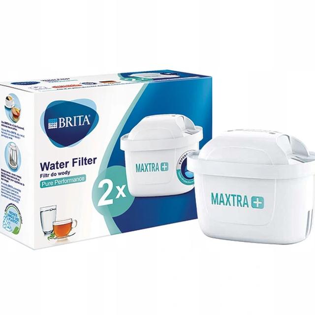 Filtr wody wkład do dzbanka Brita Maxtra+ Pure Performance 2szt.