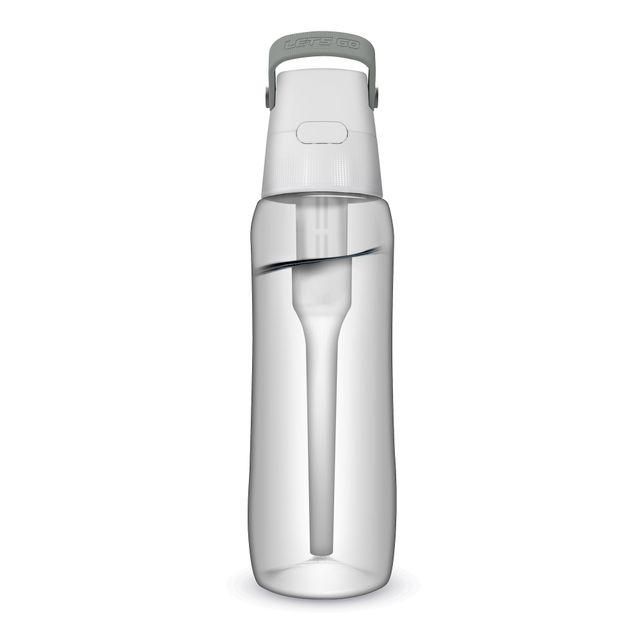 Butelka filtrująca Dafi SOLID 0,7L z wkładem filtrującym (stalowa)