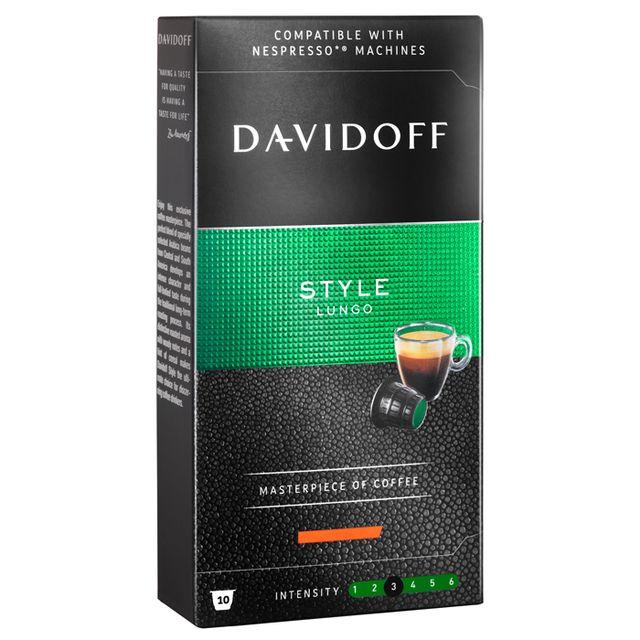 Kapsułki Davidoff Style do systemu Nespresso 10szt.