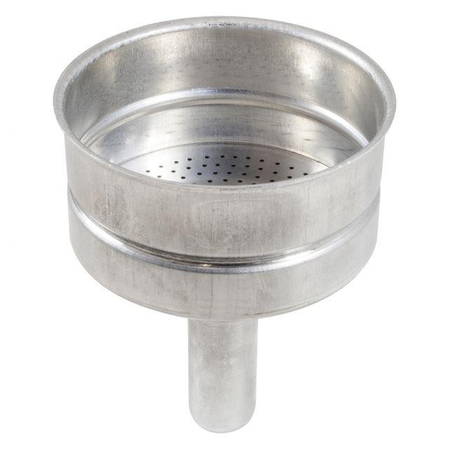 Sitko filtr metalowy do kolby ekspresu DeLonghi 5532113900 (na 6 filiżanek)