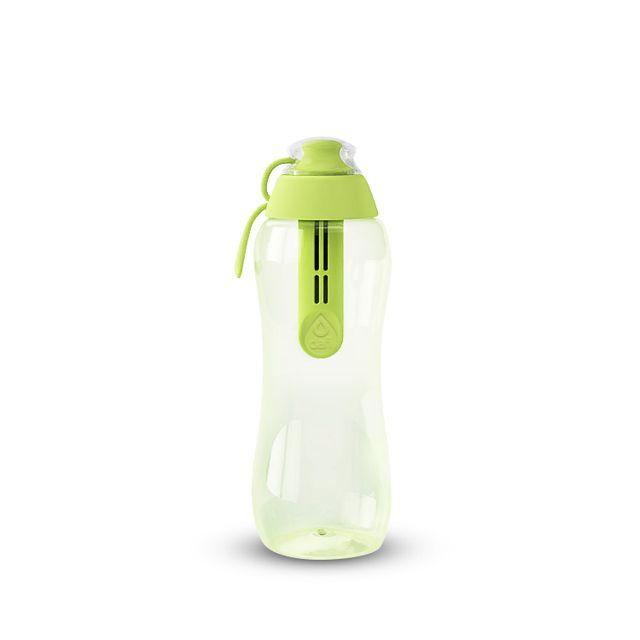 Butelka filtrująca DAFI 0,3L +1 filtr w zestawie (zielona)