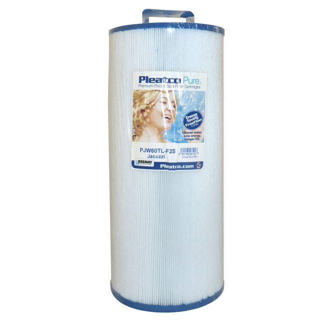 Filtr wody do basenu SPA jacuzzi Pleatco PJW60TL-F2S