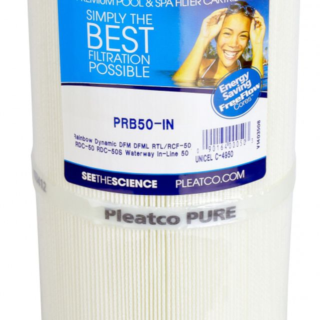 Filtr Pleatco PRB50-IN