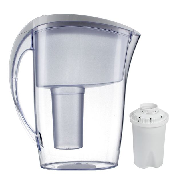Dzbanek filtrujący Filter Logic FLJ601W Neptun + 1 filtr FL-601 (biały)