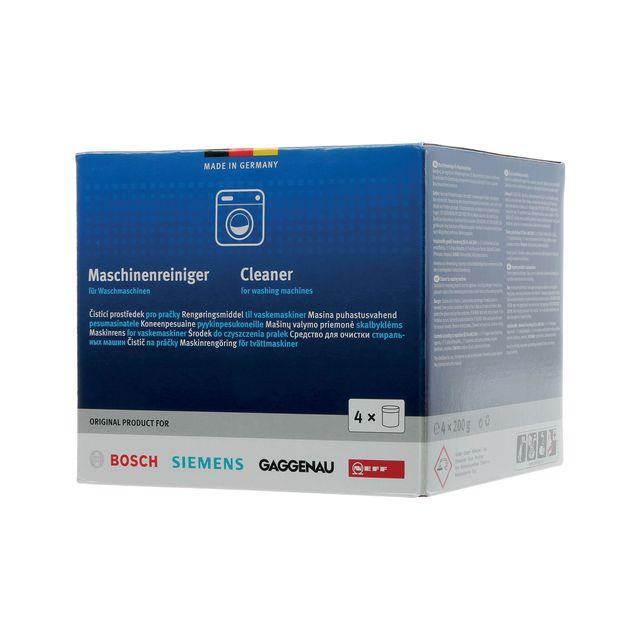 Środek czyszczący pralkę Bosch Siemens 200g (4szt.) 311929