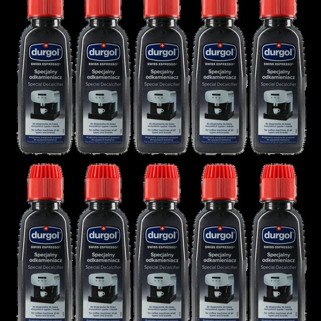 Odkamieniacz do ekspresów ciśnieniowych SWISS Durgol Espresso 1x125ml PRO (10 szt.)