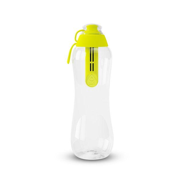 Butelka filtrująca DAFI 0,5L +1 filtr w zestawie (cytrynowa / żółta)