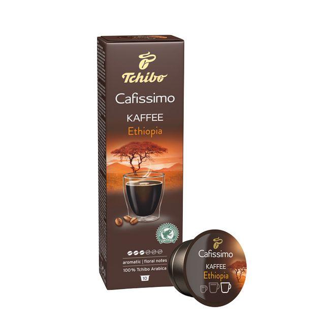 Kawa kapsułki Tchibo Cafissimo Ethiopia 10 kaps.