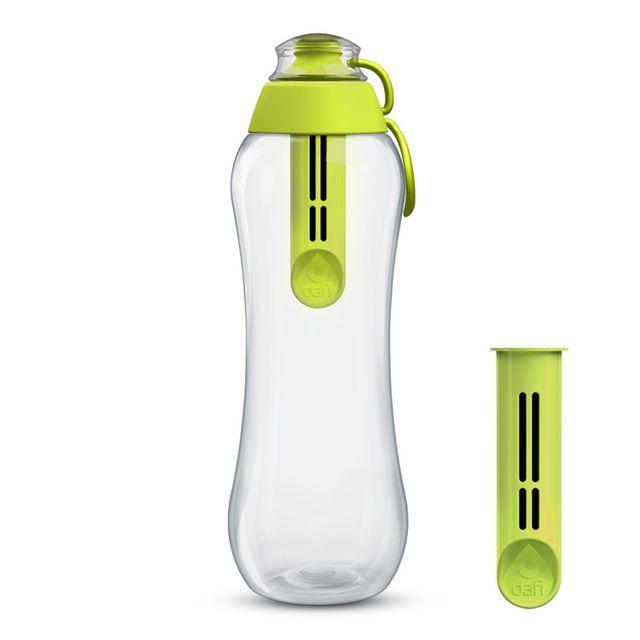 Butelka filtrująca DAFI 0,7L +2 (zielona)