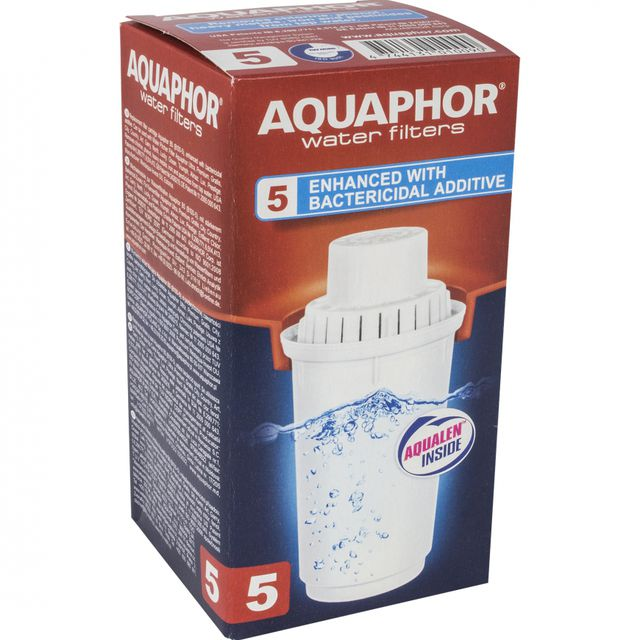 Filtr wkład do dzbanka Aquaphor B100-5