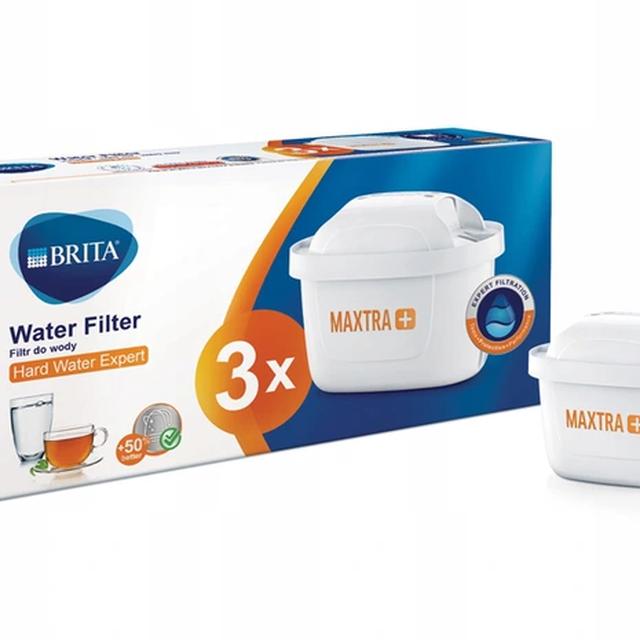 Filtr wody wkład do dzbanka Brita Maxtra+ Hard Water Expert 3szt.