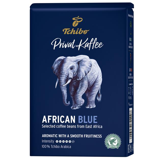 Kawa ziarnista Tchibo Privat Kaffee African Blue 500g