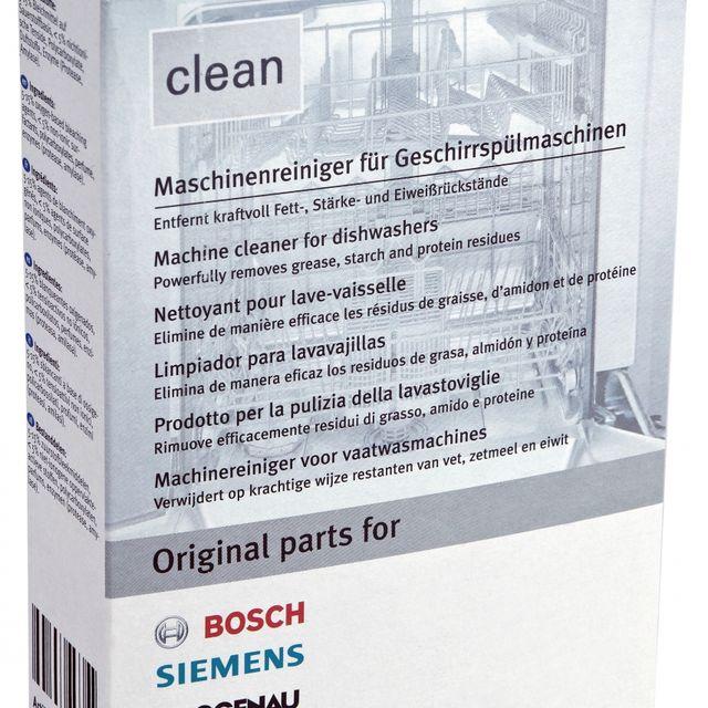 Środek do czyszczenia zmywarek Bosch Siemens 200g 311580