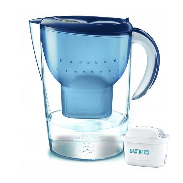 Dzbanek filtrujący Brita Marella XL +1 filtry Maxtra Plus (niebieski)