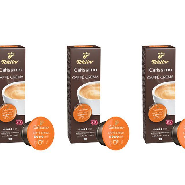 Kawa kapsułki Tchibo Cafissimo Crema Rich Aroma 3x10 kaps.