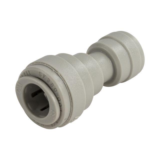 """Złączka wężyka DMfit prosta AUC0604 (3/8"""" tube x 1/4"""" tube)"""
