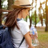 Butelka filtrująca DAFI 0,7L +2 (lawendowa)