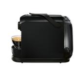 Ekspres ciśnieniowy Tchibo Cafissimo Pure (czarny) + 500 kapsułek z kawą Tchibo Cafissimo